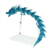 Dragon Effect Action Figure Holder Stand for Z S.H.Figuarts Tamashii Green