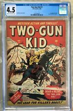 Two-Gun Kid #1 (1948) CGC 4.5 -- 1st appearance of the Two-Gun Kid (Clay Harder)