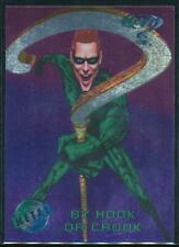 1995 Batman Forever Metal Trading Card #5 By Hook or Crook