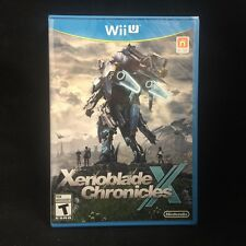 Xenoblade Chronicles X (Nintendo Wii U, 2015) BRAND NEW