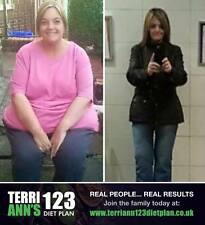 The Terri-Ann 123 Diet Plan 2017 Booklet and Online Membership (EXCLUSIVE OFFER)