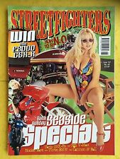 Streetfighters Magazine - Issue 40  June 1997 - Performance & Custom Motorcycles