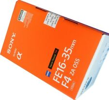 Sony SEL1635Z Vario-TessaT* FE 16-35mm F4 ZA OSS Lens (Express Shipping)