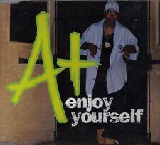 A + / A PLUS - ENJOY YOURSELF / UP TOP NEW YORK Single - CD / Maxi - CD 1998