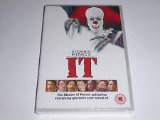 Steven King's IT - Clown Horror - NEW / SEALED GENUINE UK (Region 2) DVD