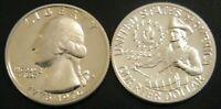 1976 S Washington Quarter Gem Cameo Proof Clad Bicentennial US Coin