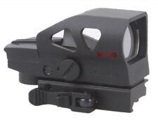 Vector Optics Ratchet 4 Reticle Red/Green Dot Sight w Quick Release QD Mount g2