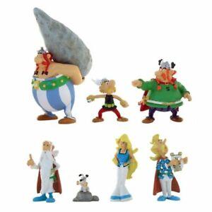 PLASTOY - Figurines ASTERIX - PVC - Tubo 70385 - à l'unité NEUF