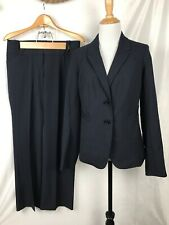 The Limited Collection Women SZ 6S Pants SZ 4 Blazer Piece Suit Cassidy Fit Navy