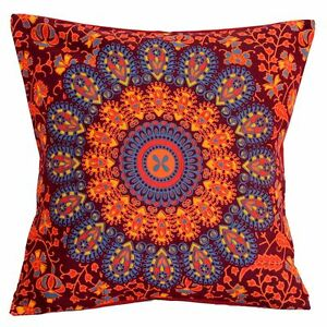 Home Decorative Cotton Pillow Case Cover Indian Bedding Sofa Pillow Case Cover