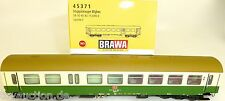 Seat luggage trolley BDghws DB EP V 50 80 82-15 044-4 BRAWA 45371 H0 1:87 HH4 µ
