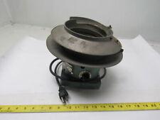 Syntron Eb00be Magnetic Vibratory Small Parts Feeder Bowl 115v 3 Deep X 9 Dia