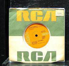 "Alain Debray - Tema De ""Historia De Amor"" VG 7"" Vinyl 45 RCA 31A-1870 Argentina"