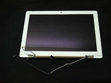 White Glossy LCD Screen Display Assembly for Macbook A1181 2006 Mid 2007