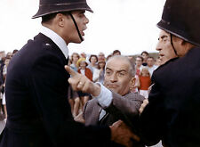 PHOTO LES GRANDES VACANCES - LOUIS DE FUNES - 11X15 CM #76