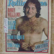 Rolling Stone Magazine 1979/ Robin Williams, Mork Stars as Popeye,What a Concept