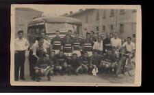 Foto-Cartolina Squadra Cus Torino 1947
