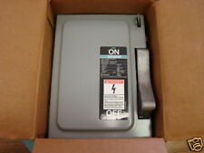 Siemens /  I-T-E  Model: NF351 Heavy Duty Encl. Switch.  New Old Stock <