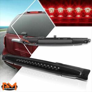For 02-09 Trailblazer/Envoy Full LED 3RD Brake Light Rear Stop Lamp Bar Tinted