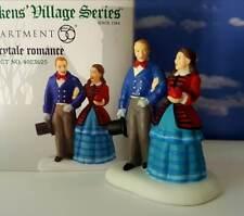 Dept 56 Dickens Village A Fairytale Romance! Pretty