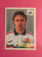 FRANCE 98 PANINI World Cup Panini 1998 - Iliev Bulgaria N.294