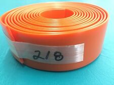 "1.5"" Vinyl Chair Strap Strapping Patio Furniture Repair 10' Orange 1 1/2 "" #218"