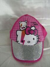 Cappelli rosa Hello Kitty per bambine dai 2 ai 16 anni