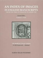 INDEX OF IMAGES: ENGLISH MANUSCRIPTS, 9781872501178