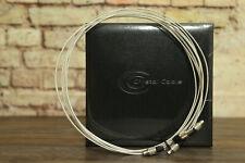 Crystal Speaker Cable Reference Diamond Lautsprecher-Kabel 2,9 Meter Bananas