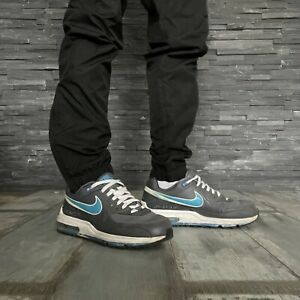 Nike Air Max LTD grau blau 47,5 - guter Zustand - Rarität