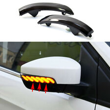 Rearview Mirror Turn Signal Corner Lights Fit for ford Focus RS ST MK3 2012-2018