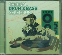 Original Drum & Bass Selection - Roni Size/Solid State/Dillinja/Pendulum 2X Cd M