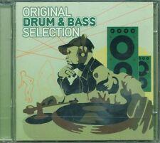 Original Drum & Bass Selection - Roni Size/Solid State/Dillinja/Pendulum 2X Cd M