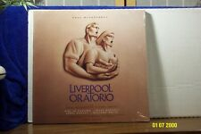 "PAUL McCARTNEY & CARL DAVIS 2 LP ""Liverpool Oratorio"" ORIGINAL UK EMI  SEALED"