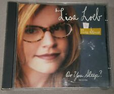 LISA LOEB & NINE STORIES - DO YOU SLEEP? SINGLE TRACK CD PROMO 1995 PRO-CD-4768