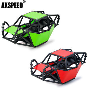 Roll Cage Frame Body Shell Chassis for 1/10 Axial SCX10 90046 RC Rock Crawler