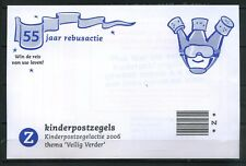 Nederland 2006 Blokje kind 2445 (2 EXEMPL) IN ENVELOP