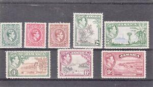 Jamaica Stamps. Pre Decimal.