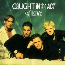 Caught in the Act - Caught in the Act of Love  CD/NEU/OVP