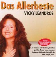 """VICKY LEANDROS """"DAS ALLERBESTE"""" CD NEU"""