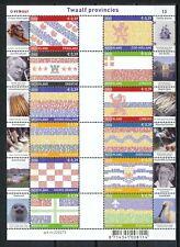 PROVINCIEZEGELS - VERZAMELVELLETJE V2065-2076