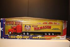 WHO BUT W.B.MASON  22 Wheeler Die cast metal and plastic HIGHWAY HAULER