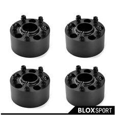 (4pcs/Lot) 2x60mm+2x80mm For BMW E34 E36 F06 F12 F03 Z8 X5 Wheel Spacers Adapter