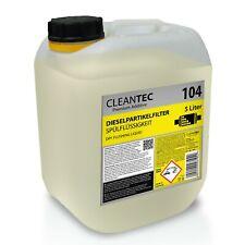 CleanTEC 104 DPF Spülung Reiniger Dieselpartikelfilter Spülflüssigkeit 5 Liter