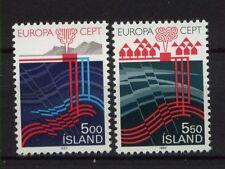 Iceland 1983 Europa CEPT MNH Set
