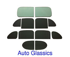 1939 Plymouth P8 4 Door Sedan Classic Auto Glass Kit NEW Flat Windows Vintage