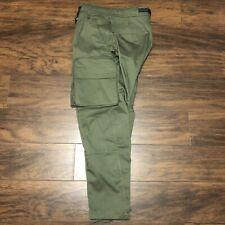 Nike ACG Woven Cargo Pants Military Khaki Green CD7646-325 Men's Various Sizes