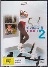 INVISIBLE MOM 2 - DEE WALLACE STONE - JUSTIN BERFIELD - DVD - NEW -