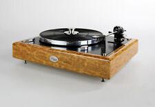 Restaurierter & Modifizierter Thorens TD 160 Plattenspieler Turntable Design