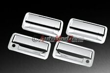 95-01 GMC Jimmy 95-04 S-15 Sonoma Chrome 4 Door Handle Cover with PSG Keyhole